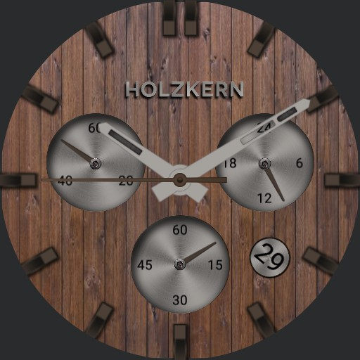 Holzkern Wood and Steel