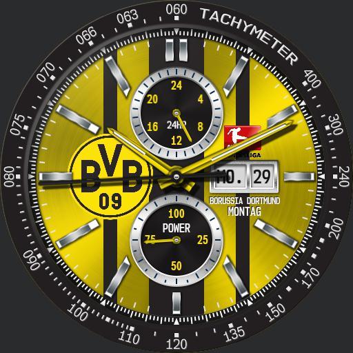 Borussia Dortmund Modular Racer by QWW Copy