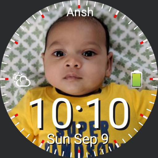 Ansh watch