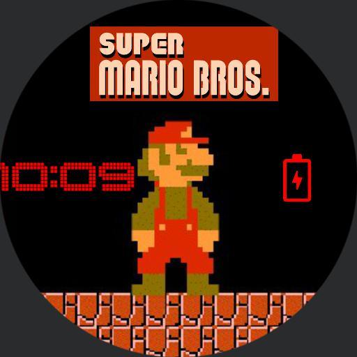 Invincible Mario