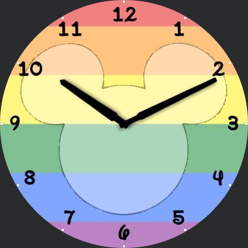 Rainbow Disney 2