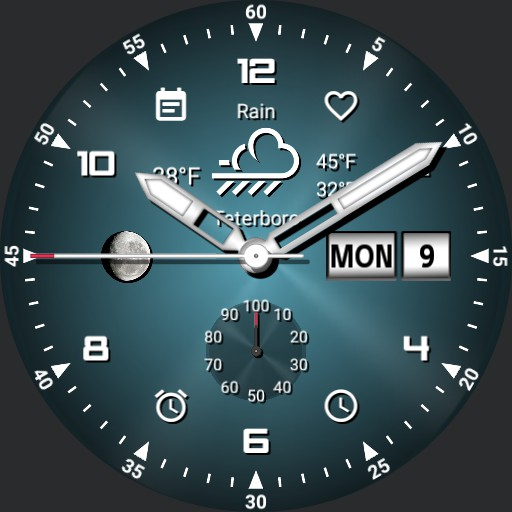 Swiss army knife of tools V2 better hands no bezel NO LUME