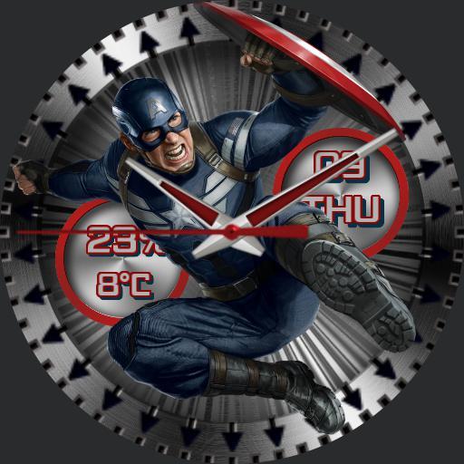Caps Boot JBCB220119