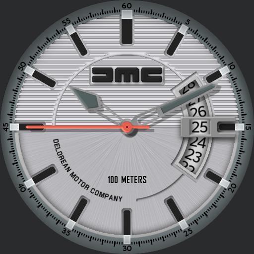 DMC DeLorean Motor Company 2 in 1