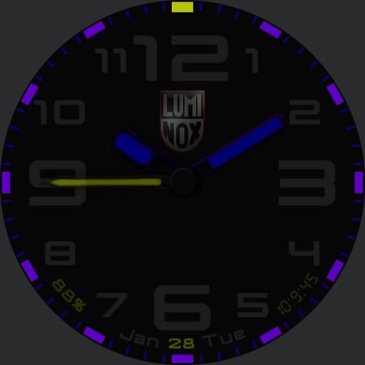 Luminox Stealth Mission