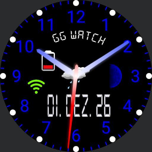 GG Clock Copy