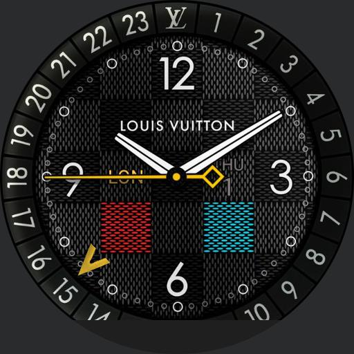 Louis Vuitton Graphite