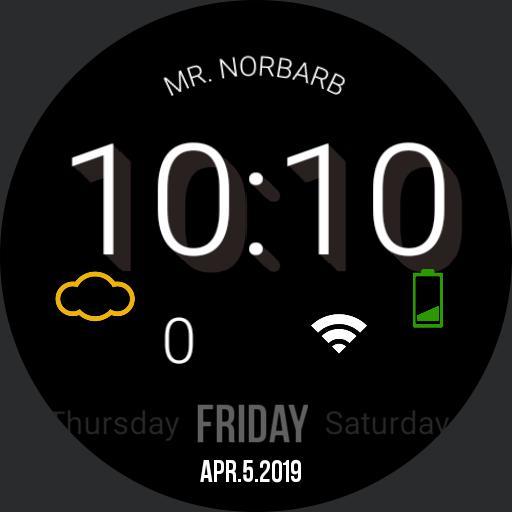 Mr. Norbarb