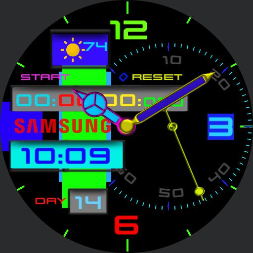 MAGIC WATCH FACE 8 SPECIAL Copy