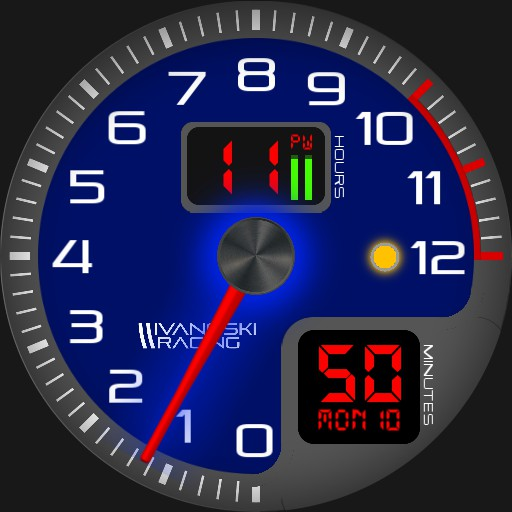 Tachometer Corsa