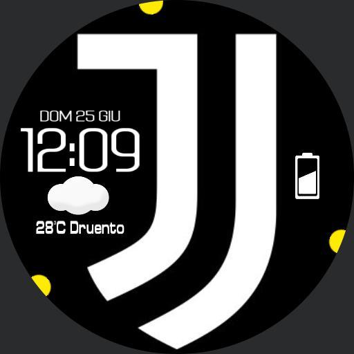 Juventus Watch New Brand Logo