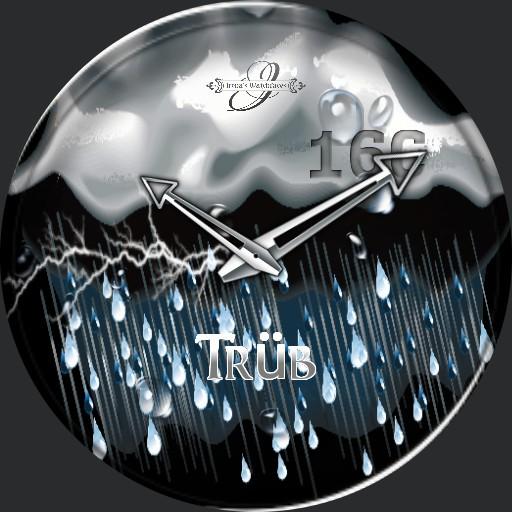Rain and Sun.  2 Seiten Animation