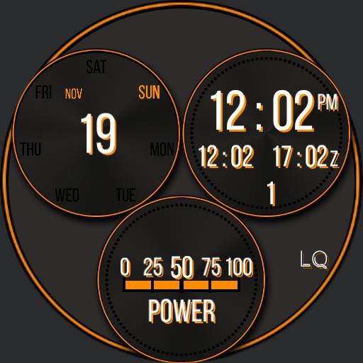 LQ23 Orange
