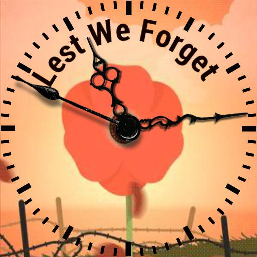 Lest We forget. 1.
