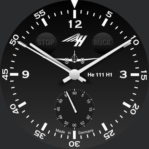 GRIFFIN HE-111H1 Aviator Combat Watch