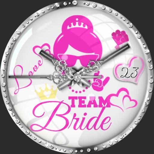 Bride Team Dim nach Tageszeit A. Copy