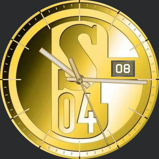 S04 Watch gold