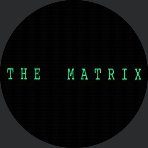 the matrix with drop in time Copy the that works right