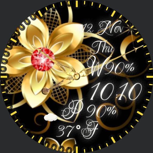 golden elegance by geri Copy