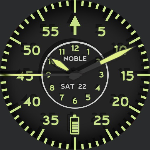 NOBLE Military-X6