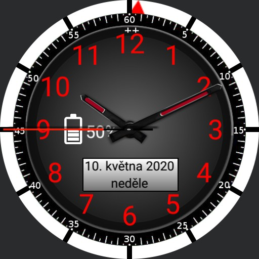 Daves classic compass