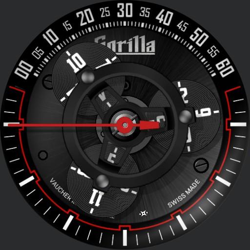 Gorilla Fastback GT Drift