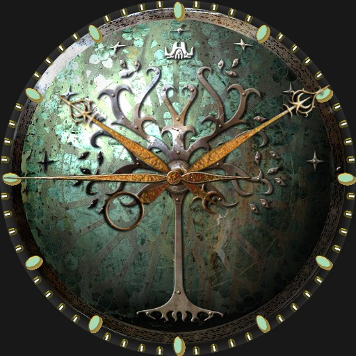 Tree of Gondor IV Lord of the Rings