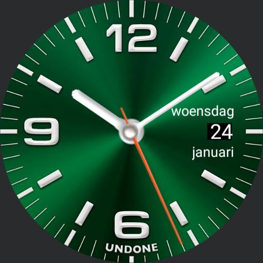 Green Undone