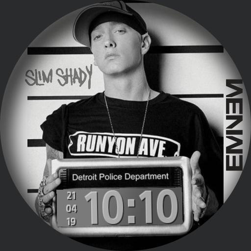 Slim Shady Eminem