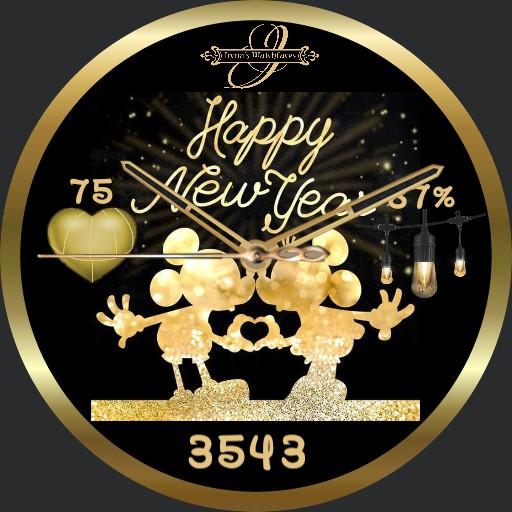 for DS good new Year