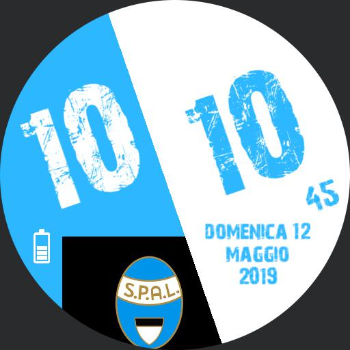Spal Watch Face