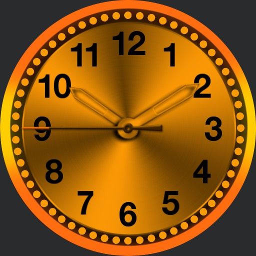 Nothing more than a clock