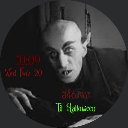 Nosferatu 2020 Countdown