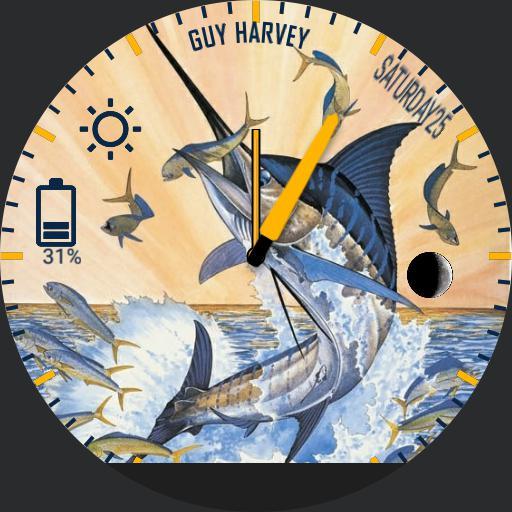 Guy Harvey Theme