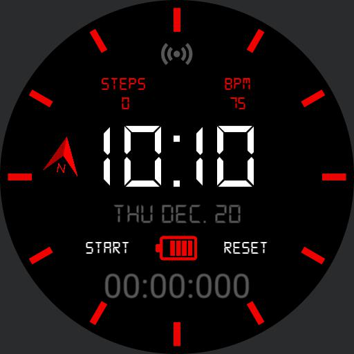 Red Stopwatch Copy