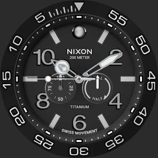 Nixon - Moon Raider