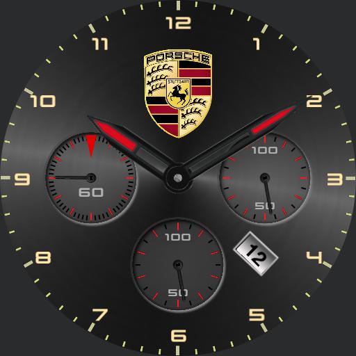 Arthur Shtrak - Porsche