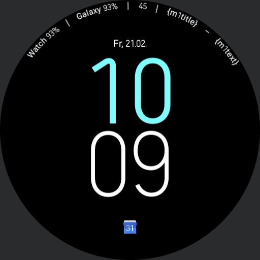 AoD S8 with notifys