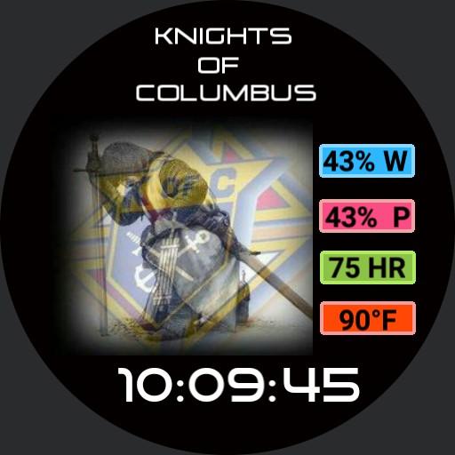 K of C - Kneeling Knight