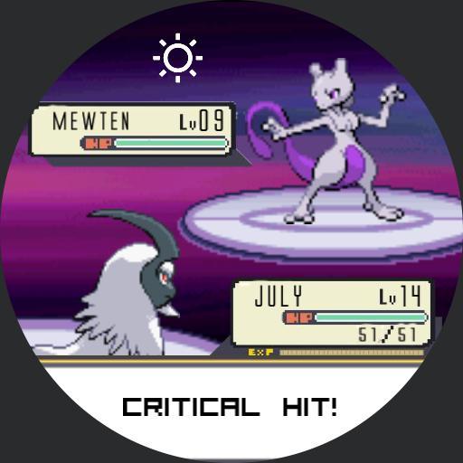 Pokemon Battle v1 Mewtwo