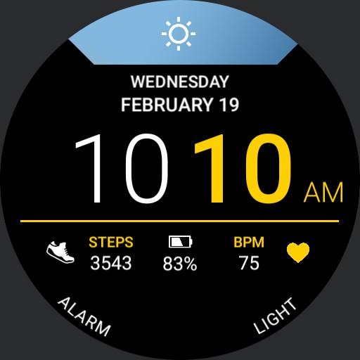 TimeOfDay Dashboard V1