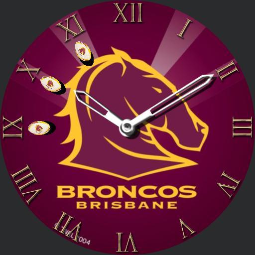the Brisbane bronocs