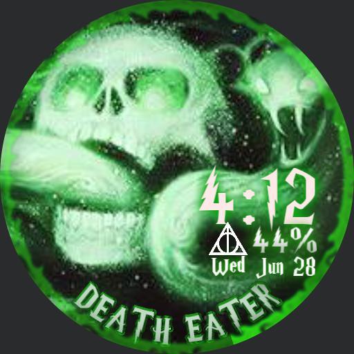 Death Mark Harry Potter