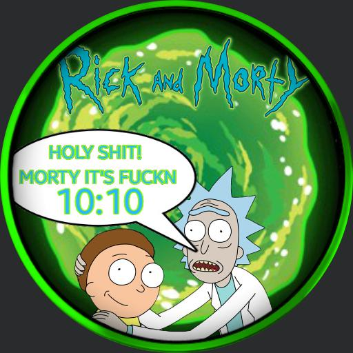 Rick and Morty Mark 1.0