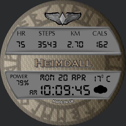 CBW007 Heimdall