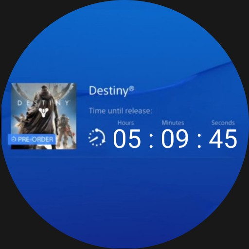 Destiny Countdown