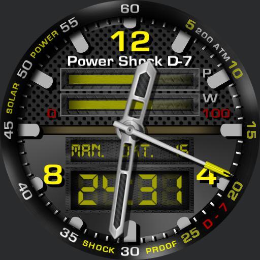 Power Shock D - 7