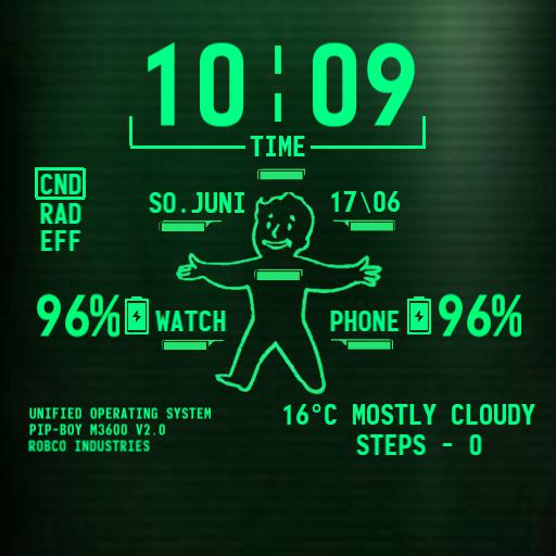 Pip-Boy M3600 UOSv2 Square Copy