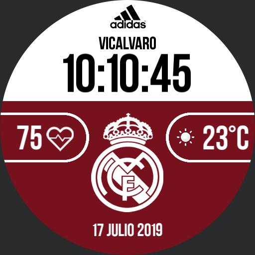 Real Madrid Sport Watch