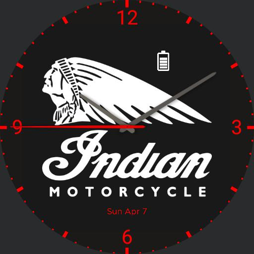 Indian Motorcycle Watch 3
